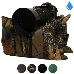 Large waterproof camera bean bags