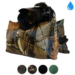waterproof camera bean bag