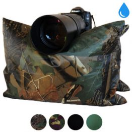 super-size waterproof camera bean bags