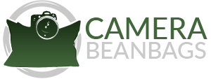 Camera Bean Bag Logo